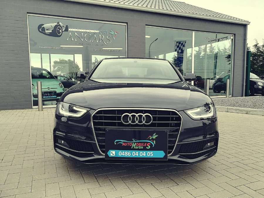 audi a4 s line vendeur voitures occasion belgique pas cher martin 39 s sport. Black Bedroom Furniture Sets. Home Design Ideas
